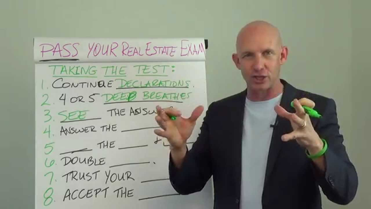 Practical Guide For First-Time Real Estate Licensing Exam Takers