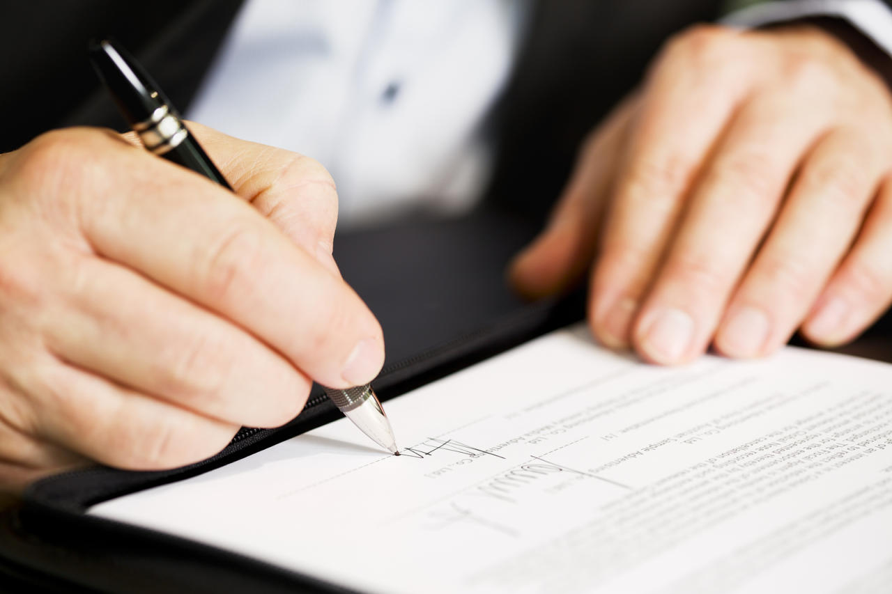 Important Factors to Consider Before Signing Loan Agreement