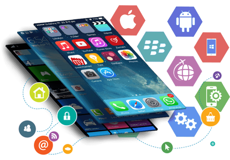 How to invest in the share market using a mobile app?