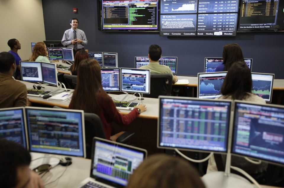 Importance of trading chart in the investment business